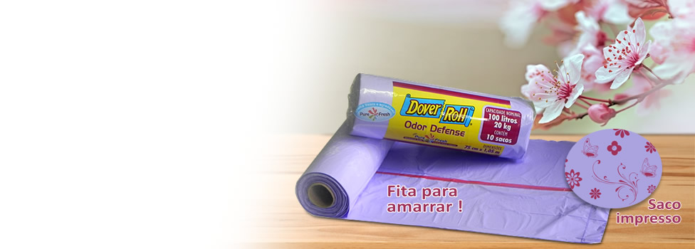 Dover-Roll Odor Defense